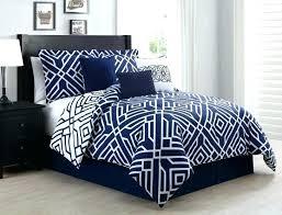 navy and white duvet set navy and white comforter sets comforter modern hotel navy blue white cotton framed duvet cover set with navy blue navy blue and