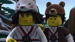 Akita's relationships   Ninjago Wiki