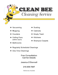 House Cleaning Services Flyers Image Resultor Cleaning Serviceslyers Templatesree Company