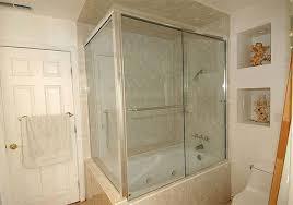 semi frameless tub enclosure orange ca