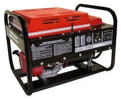 power generators. Gillette GPE-55EH GPE 55EH 5500 Watt Portable Gas Power Generator Generators