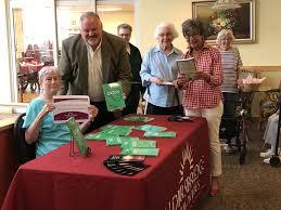 "Myrna Griffith Publishes New Novel ""The Catch"" - Aldersbridge Communities -  formerly United Methodist Elder Care"