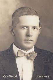 Rev Virgil Sizemore (1888-1985) - Find A Grave Memorial