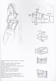 Bustier Pattern