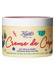 Creme de Corps Soy <b>Milk</b> & Honey Whipped <b>Body</b> Butter