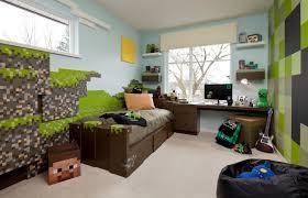 Nice Minecraft Kids Bedroom Photo   1