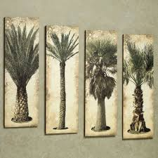 palmera wall art panel set on tropical wall art sets with palmera wall art panel set wall art sets and walls