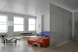 Simple Hanging Room Dividers Ideas