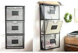 white mail organizer wall mount wall mount organizer clever design metal wall file organizer hanging mount