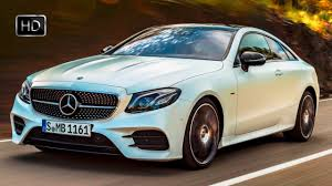 2018 Mercedes-Benz E-Class Coupe Edition 1 AMG Line Night Package ...