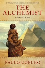the alchemist a graphic novel paulo coelho hardcover the alchemist a graphic novel