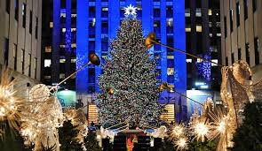 rockefeller tree lighting ceremony