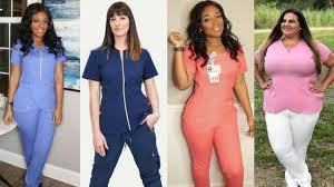Jaanuu Size Chart 2018 Jaanuu Scrubs Review Womens And Plus Size Scrubs