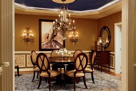 traditional dining room designs. Feminine Dining Room 4 Traditional-dining-room Traditional Designs S