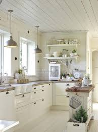 off white country kitchen. Country White Kitchen Ideas Best Farmhouse Kitchens On Farm Style Shelves And Off F