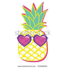 pineapple with sunglasses clipart. pineapple with glasses, illustration, white background, isolated sunglasses clipart s