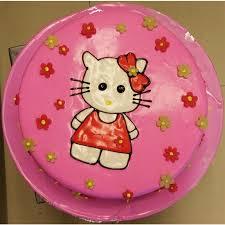 Send Hello Kitty Birthday Cake To Ahmedabad