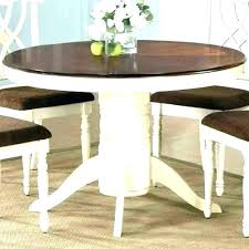 54 inch round table full size of dining with leaves leaf espresso inches amazing pedestal room