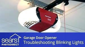 liftmaster garage door wont close light blinks 10 times lift master garage door wont close garage