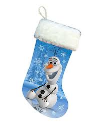 Love This Frozen Olaf Stocking By Kurt Adler On Zulily