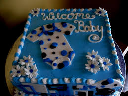 Awesome Homemade Baby Shower Cake Ideas For A Boy Designs Showers