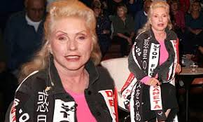 Blondie Long Time Charts Blondie Star Debbie Harry Continues To Brush Off Interview