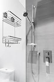 home shower caddy