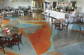 Brickform Acid Stain Color Chart Water Based Concrete Stains Grow In Popularity Concrete Decor