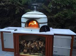 Staggering Pizza Oven Forno Bravo Auntic Wood Fired Pizza Ovens Throughout  Wood Ovengarden How To Choose