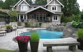 Backyard Design Renovation Azuro Concepts Delectable Home Backyard Landscaping Ideas Concept
