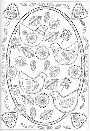 Vogel Kleurplaat Nieuw Scandinavian Coloring Book Pg 33 Värityskuvia