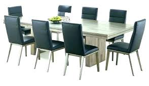 dining room chairs walmart ideas without table sets with hutch 9 piece counter height set extraordinary contemp