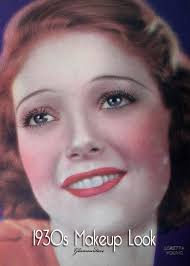 1930s makeup style17