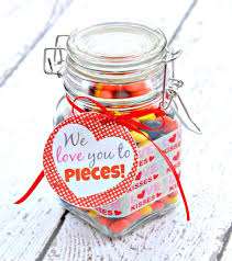 we love you to pieces a last minute valentine s day gift idea