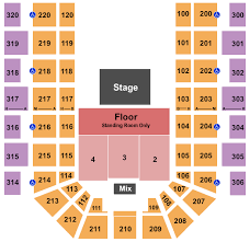 Verizon Center Seating Chart For Hockey Mankato Civic Center Seating Chart Mankato