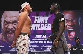 Tyson Fury gegen Deontay Wilder 3 am 9 ...