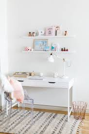 gallery small home office white. Office + Gallery Wall Small Home Office White