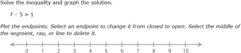 graph solutions to advanced linear