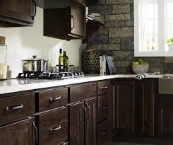 dark rustic cabinets. Stylish Dark Rustic Cabinets With Best Distressed Kitchen Ideas On Pinterest T