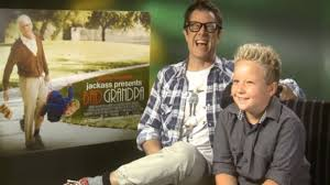 Johnny Knoxville Jokes In Bad Grandpa Interview - Independent.ie