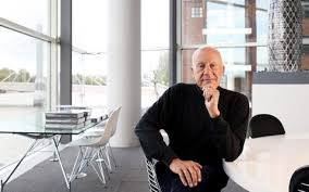 Norman foster office Headquarters Lord Norman Foster At His Offices In Battersea Arch2o Lord Foster im Like Hamster On Treadmill Im Always Moving