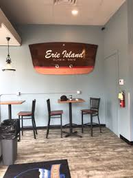Stopped in because was near our hotel and thoroughly enjoyed the coffee and breakfast offerings. Erie Island Coffee Company 148 Middle Ave Elyria Oh Coffee Tea Mapquest