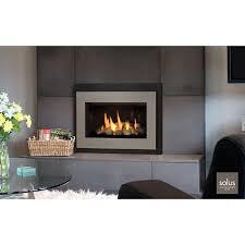 modern fireplace inserts. G3 Gas Insert Modern 4 Thefireplaceelement Fireplace Inserts I
