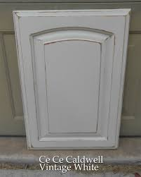 White Kitchen Cabinets Doors Using Chalk Paint For Oak Kitchen Cabinets Test Door Cabinets