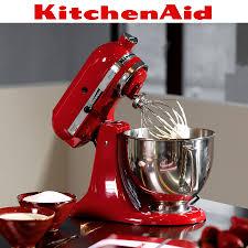 kitchenaid artisan stand mixer 5ksm175ps empire red