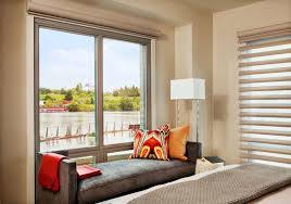 Interior:Exqusite Modern Small Space Seating Ideas With Grey Benches Also  Decorative Pillows Plus Railing