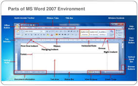 Micorsoft Office Word Lesson 5 Ms Office Word 2007