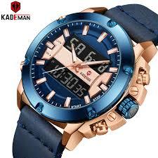 Men Sport Mlitary Quartz Watch <b>Top</b> Brand KADEMAN <b>Fashion</b> ...