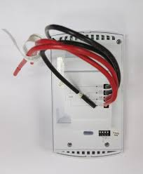 line voltage or low voltage what thermostat do you need line voltage thermostats typically have two or four wires coming out of the back of them