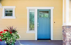 front door with windowFront Door with Window Ideas  Effective and Attractive Treatments